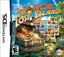 NEW DS, DSI, DS, 2DS Game Works in 3DS     Jewels of the Tropical Lost Island