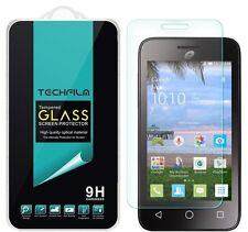 TechFilm® Tempered Glass Screen Protector For Alcatel Onetouch Pixi Eclipse