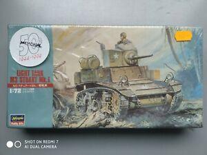 M3 STUART Mk-1 LIGHT TANK  1/72 HASAGAWA
