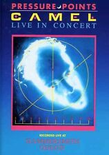 Camel: Pressure Points, Live in Concert (2002, DVD NIEUW)