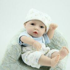 MINI BABIES REALISTIC NEWBORN BABY GIFT HANDMADE LIFELIKE REBORN BABY BOY DOLL