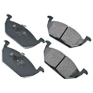 FRONT BRAKE PADS for AUDI A1 CORDOBA IBIZA Premium Front Brake Pads