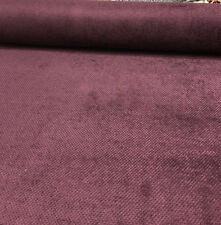 Fabricut Purple Soft Chenille Upholstery Fabric by the yard Multipurpose 2