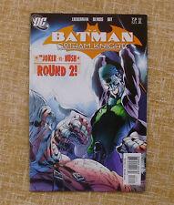 Comic, Batman Gotham Knights, No. 73, DC Comics, 2006, Lieberman, Olmos, Bit