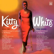 Kitty White COLD FIRE & FOLK SONGS