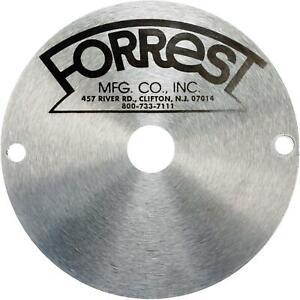 Forrest Saw Blade Stiffener - Dampener