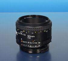 Obiettivo NIKON NIKKOR 50mm AF f/1,8