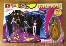 Spice Girls Super Stage With Sporty Spice - Limited Edition Figure - 1998 Toymax