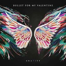 Bullet For My Valentine - Gravity [Deluxe Ltd] [CD] Sent Sameday*