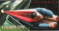 Kingdom Come Extra Widevision Promo Card SUPERMAN 1996 DC COMICS ALEX ROSS