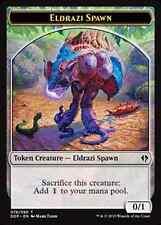Eldrazi Spawn Token Tedin 78 x4 NM Duel Jeux Zendikar Eldrazi MTG Token Carte