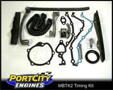 Timing chain kit for Mitsubishi 4cyl 4G52 4G54 L200 Magna Pajero Sigma MBTK2