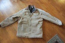 Carhartt Winter Work Coat, Large