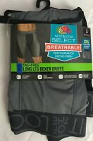 Fruit of the Loom Breathable Micro-Mesh Boxer Briefs 2 Pack Size Small 28-30 New