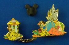 Belle Snow White Princess Once Upon A Dream Parade LE DLRP Disney Pin # 58295