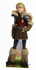 Astrid How to Train your Dragon 2 Cardboard Cutout Stand up.Great HTTYD standee