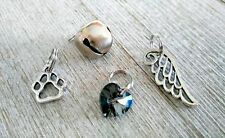 Pet Collar Charms-Bell For Collar-Cat Collar Charms-Dog Collar Charms-Split Ring