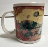 Island Chain Hawaii The Sandwich Islands Coffee Mug Cup Hawaiian Islands #24081