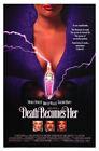 Внешний вид - Death Becomes Her (1992) Movie Poster, Original, SS, Unused, NM, Rolled