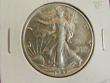 "~1942-S~ Silver Walking Liberty Half Dollar ""Very Nice ~Silver~ Coin"""