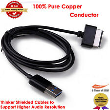 40Pin USB Data Charger Cable ASUS Eee Pad Transformer TF101 Prime TF201 SL101-US