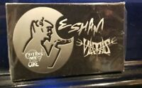Esham / Natas - Sampler Cassette Tape SEALED mastamind detriot horrorcore rlp