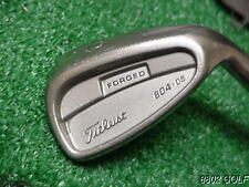 Nice Titleist 804-OS Forged Cavity Back Pitching Wedge PW Nippon Pro 970 Stiff