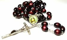 St Monica cherry rosary patron patron marriages, children, adultery, California