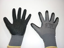 12 Paar Gartenhandschuhe Schutz- Handschuhe Gr. 7 - 11 Nitras 3520
