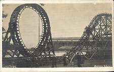 Crystal Palace. Topsy Turvy Railway by Russell & Sons.