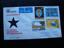 GHANA - enveloppe 1er jour 1959  (cy23)