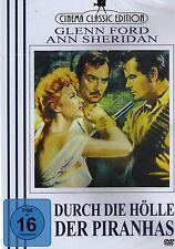 DVD NEU/OVP - Durch die Hölle der Piranhas - Glenn Ford & Ann Sheridan