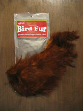 Fly Tying-Whiting Farms Spey Mini Bird Fur Coachman Brown