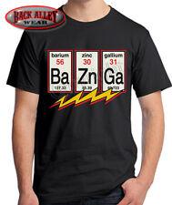 BaZnGa Periodic Table T-SHIRT BAZINGA! Flash M-3XL Sheldon Big Bang Funny