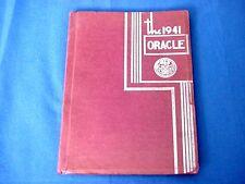 1941 Edward Little High School Yearbook - Auburn, Maine / ME