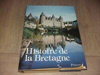 HISTOIRE DE LA BRETAGNE / JEAN DELUMEAU