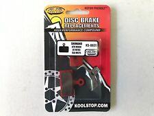 Kool Stop Shimano XTR 988 XT 785 SLX 675 KS- D635 Mountain Bike Disc Brake Pads
