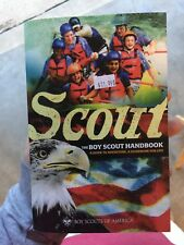 Boy Scout Handbook:  A Guide to Adventure, A Guidebook For Life 2012 12th Ed.