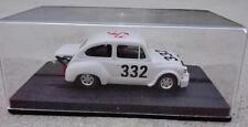 Reprotec Seat Fiat 600 Abarth 1000 #332 Zanini 1955 Scalextric SCX Ninco SRC NSR