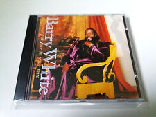 "BARRY WHITE ""PUT ME IN YOUR MIX"" CD 11 TRACKS COMO NUEVO"
