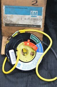NOS 1995-99 Pontiac Grand Am AIR BAG CLOCK SPRING Coil Cutlass Sunfire 26036217