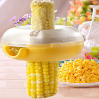 One-Step Corn Peeler Thresher Tool Cob Kerneler Cutter Stripper Remover Pip MW