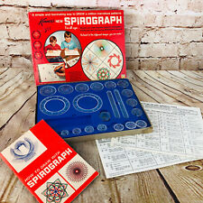 Vintage Kenners New Spirograph No. 401 All Ages Toy Craft Drawing