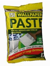 New Super Strong Formula Wallpaper Paste, 12 Pint Pack