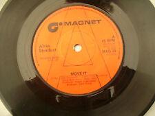 ALVIN STARDUST MOVE IT / BE SMART BE SAFE magnet 39 demo / promo........ 45rpm