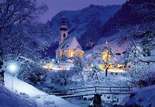 1500 teile Puzzle Ramsau bei Berchtesgaden Bayern Trefl