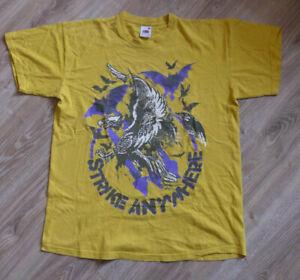 STRIKE ANYWHERE Shirt M *Fat Wreck NOFX Hot Water Music Rise Against Ignite