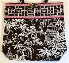 Vera Bradley Tote Bag in Imperial Toile