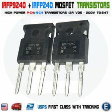 50PCS  Power MOSFET Transistor IR TO-247 IRFP240