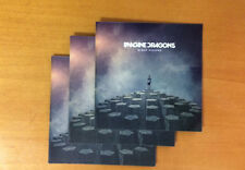 """IMAGINE DRAGONS Stickers """"Night Vision"""" Official Promo Stickers-3 Count in Mint"""